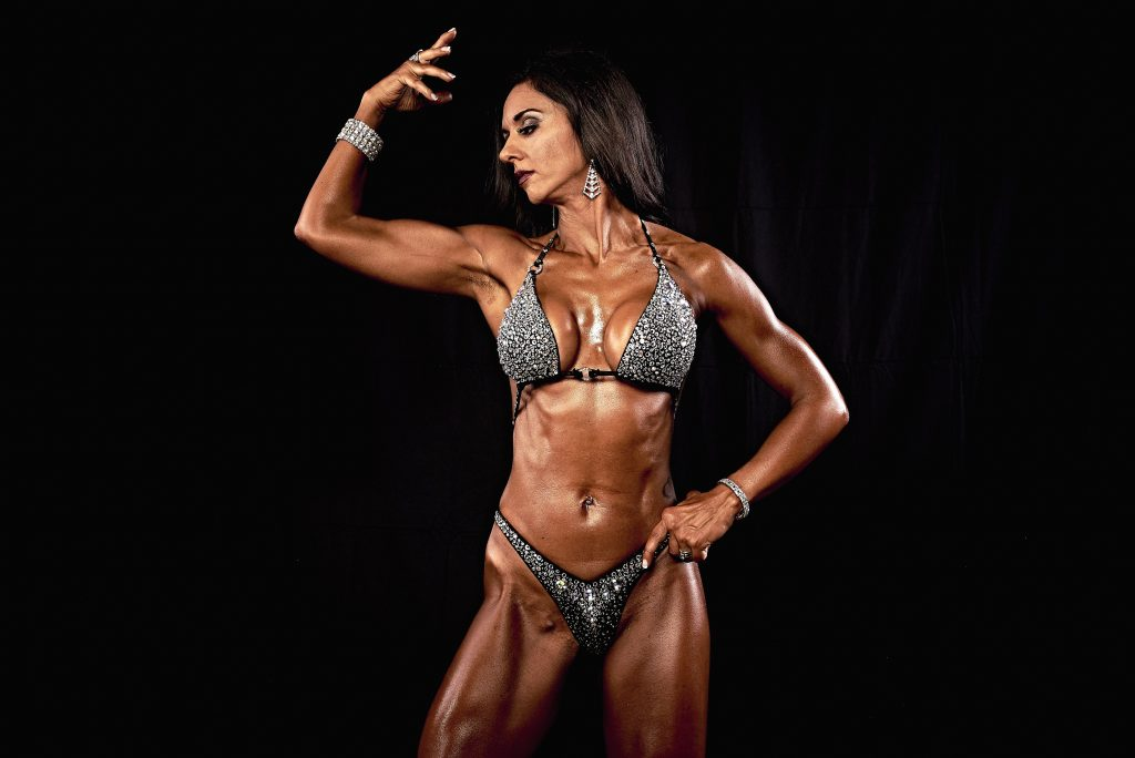 WNBF and INBF Natural Figure Pro Athlete and Judge
