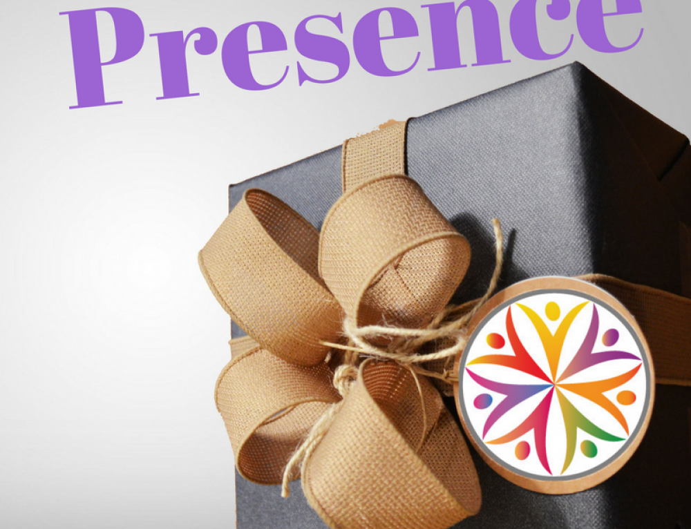 Best present is your presence
